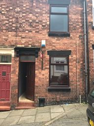 Thumbnail 2 bed terraced house to rent in Lower Mayer Street, Northwood, Stoke On Trent
