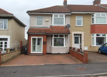 Thumbnail 4 bed end terrace house for sale in Hengrove Lane, Hengrove, Bristol