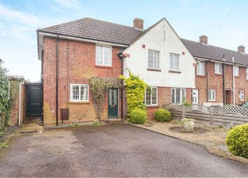 Thumbnail 3 bed semi-detached house for sale in Winnards Park, Southampton