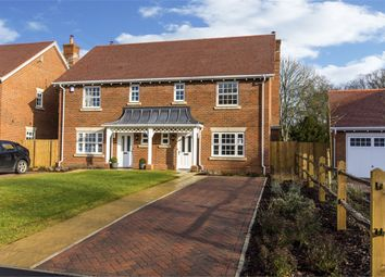 Thumbnail 3 bed semi-detached house for sale in Finches Close, Colden Common, Winchester, Hampshire