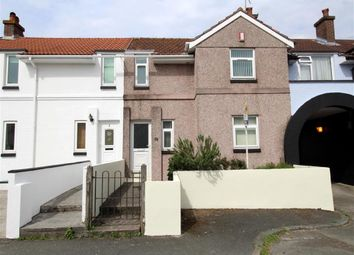 3 bed terraced house for sale in Archway Avenue, Mount Gould, Plymouth PL4