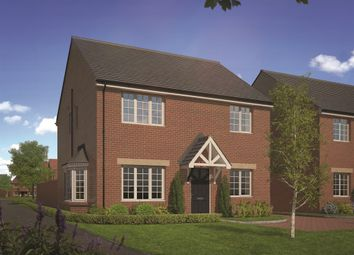 "Thumbnail 3 bedroom detached house for sale in ""The Knightsbridge"" at Upper Redlands Road, Reading"