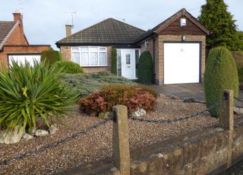 Thumbnail 2 bed detached bungalow for sale in The Bridle, Glen Parva, Leicester