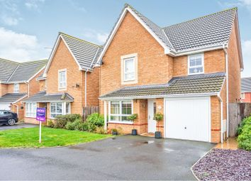 Thumbnail 4 bed detached house for sale in Dunnock Road, Corby