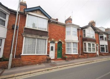 Thumbnail 2 bedroom terraced house for sale in Chickerell Road, Weymouth, Dorset