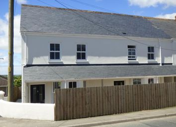 Thumbnail 2 bed end terrace house for sale in St. Columb Road, St. Columb, Cornwall