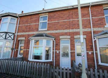 Thumbnail 3 bed terraced house for sale in Coronation Road, Newton Abbot