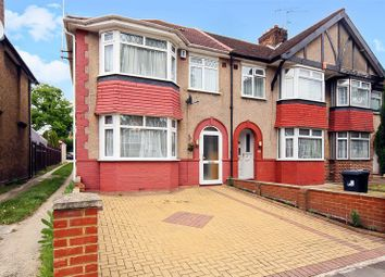 Thumbnail 3 bed end terrace house for sale in Currey Road, Greenford