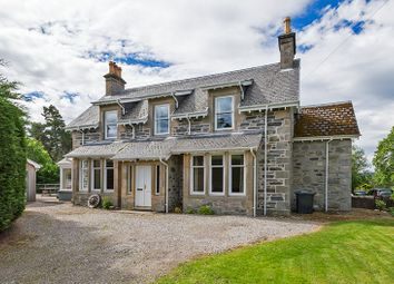 Thumbnail 5 bed detached house for sale in Woodside Avenue, Grantown-On-Spey
