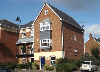 Thumbnail 4 bed end terrace house for sale in Fleet, Hampshire