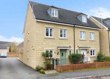 Thumbnail 3 bed semi-detached house for sale in Suffolk Road, Westbury