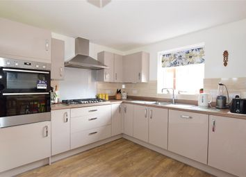 Thumbnail 4 bed detached house for sale in St. Wilfred Drive, East Cowes, Isle Of Wight