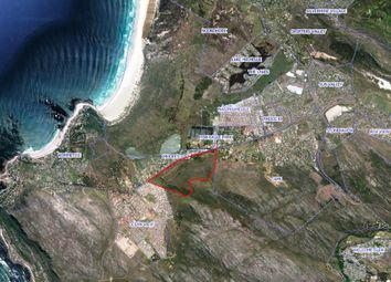 Thumbnail Land for sale in Cape Point Wine Route Residential Estate Development, Cape Point Wine Route Residential Estate Development, South Africa