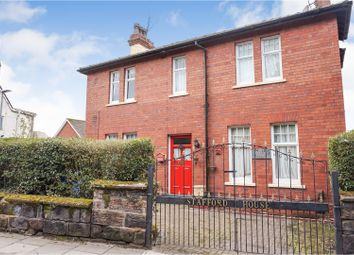 Thumbnail 4 bed detached house for sale in Main Street, Runcorn