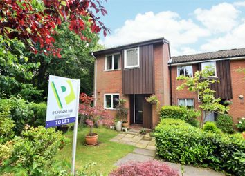 Thumbnail 3 bed end terrace house to rent in Greenham Wood, Bracknell, Berkshire