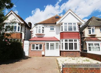 Thumbnail 5 bed detached house to rent in Romney Road, Old Malden, Worcester Park