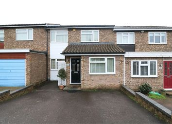 Thumbnail 3 bed terraced house for sale in Tanfield Close, Cheshunt, Waltham Cross, Hertfordshire