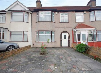 Thumbnail 3 bed terraced house to rent in Tennyson Avenue, Kingsbury, London