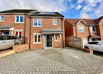 Thumbnail 3 bed semi-detached house for sale in Rushyford Drive, Chilton, Ferryhill