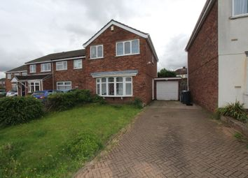 Thumbnail 3 bed detached house to rent in Marlow Road, Tamworth