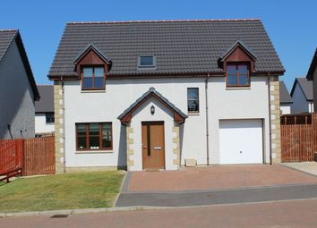 Thumbnail 4 bed detached house for sale in 18 Traynor Way, Buckie