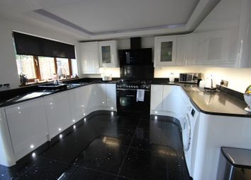 Thumbnail 4 bed detached house for sale in Un Ty Coch, Newport Road, Castleton, Cardiff.