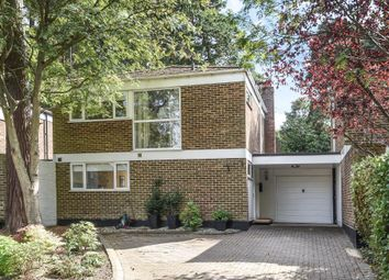 Thumbnail 3 bedroom detached house for sale in Crowthorne, Berkshire
