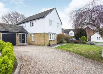 Thumbnail 4 bedroom detached house for sale in Martingale Road, Billericay