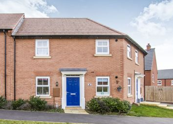 Thumbnail 2 bed property for sale in Ivy House Close, Sapcote, Leicester