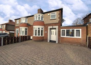Thumbnail 3 bed semi-detached house for sale in Coronation Road, Loftus, Saltburn-By-The-Sea