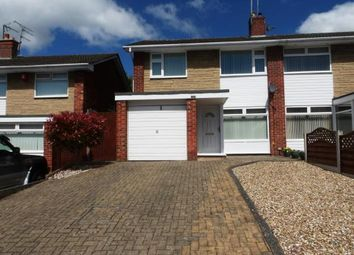 Thumbnail 3 bed semi-detached house for sale in Westbourne Road, Chester, Cheshire