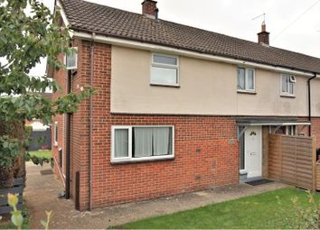 Thumbnail 3 bed end terrace house for sale in Bretch Hill, Banbury