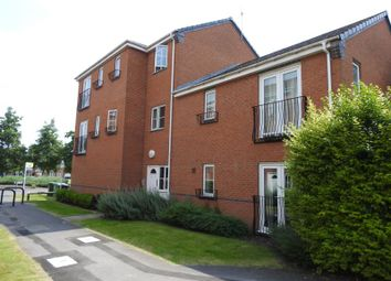 Thumbnail 1 bedroom flat for sale in Ledger Walk, Carrington Point, Nottingham