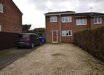 Thumbnail 3 bed semi-detached house to rent in Lancaster Drive, Brackley