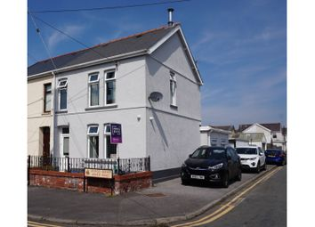 Thumbnail 3 bed end terrace house for sale in Bishop Road, Ammanford