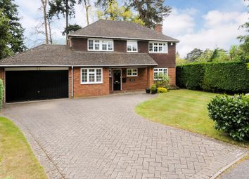 Thumbnail 4 bedroom detached house for sale in Armitage Court, Ascot