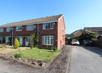 Thumbnail 2 bed end terrace house for sale in Highwood Place, Eckington, Sheffield, South Yorkshire