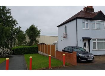 Thumbnail 3 bed semi-detached house for sale in Norman Drive, Rhyl