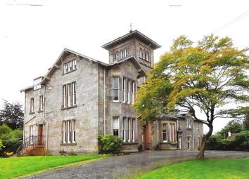 Thumbnail 4 bed flat for sale in Park Place, Stirling