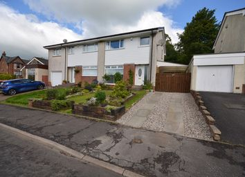 3 bed semi-detached house for sale in Anderson Drive, Darvel KA17
