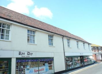 Thumbnail 2 bedroom flat to rent in Cinque Ports Street, Rye
