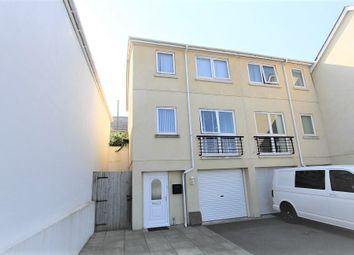 Thumbnail 3 bed end terrace house for sale in Tudor Close, Newton Abbot