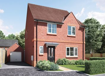 "Thumbnail 4 bed detached house for sale in ""The Mylne"" at Wood Lane, Binfield, Bracknell"