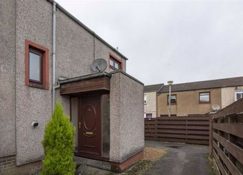 Thumbnail 2 bedroom end terrace house for sale in Braes View, Denny, Stirlingshire