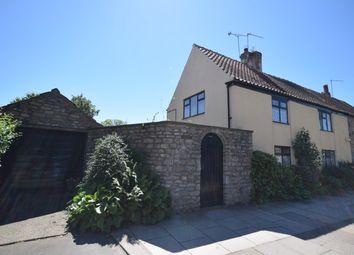 Thumbnail 3 bed cottage for sale in Sunderland Street, Tickhill, Doncaster