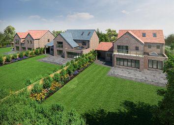 Thumbnail 5 bedroom detached house for sale in New Road, Scotton, Knaresborough