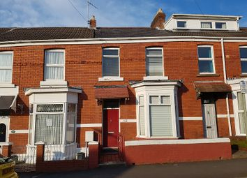 Thumbnail 3 bed terraced house for sale in Rhyddings Terrace, Brynmill, Swansea, City And County Of Swansea.