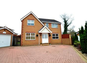 Thumbnail 4 bed detached house for sale in Oaks Farm Drive, Darton, Barnsley