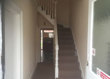 Thumbnail 5 bed terraced house to rent in Rutland Road, Ilford