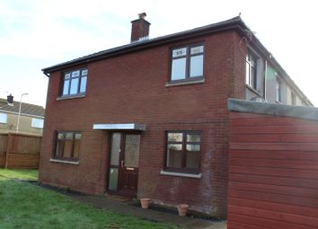 Thumbnail 3 bed semi-detached house to rent in Llwyd Road, Ammanford